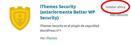 Como mejorar la seguridad de WordPress con iThemes Security